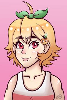 A Hopeless Peach