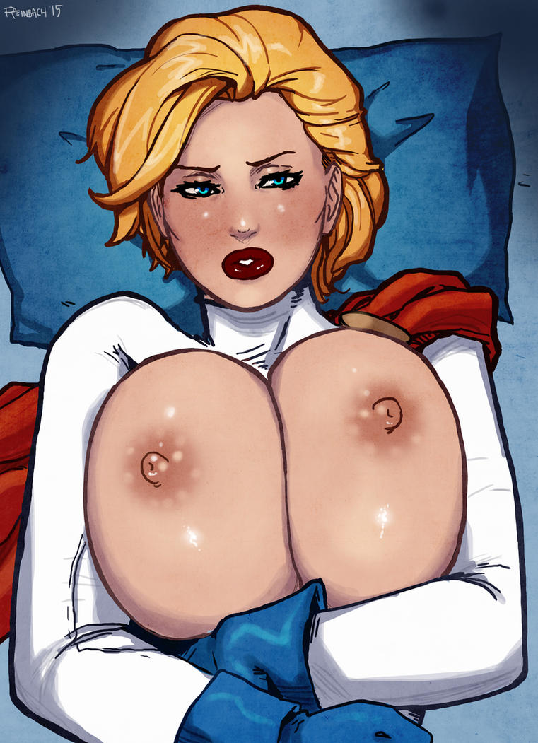 Power girl porn scene naked scenes