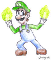 Luigi by Grandy02