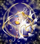Sailor Moon. Princess moon