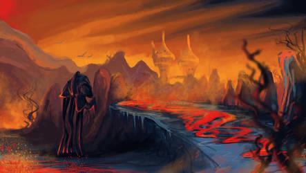 Molag Amur. Morrowind