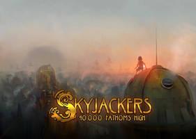 Skyjackers by yakonusuke