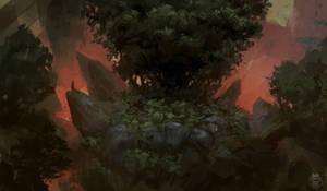 Jungle sketch 2