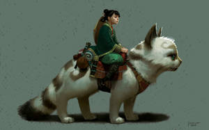 Catsaga by yakonusuke
