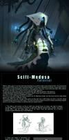 Scifi-Medusa Tutorial