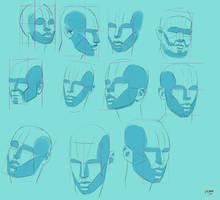 Anatomy practice 11 by yakonusuke