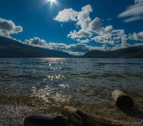 Sugar Lake, British Columbia, Canada by thatfbtho