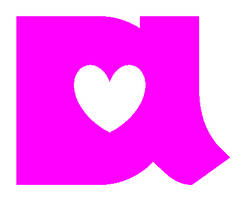 DevArt Revamped logo (Valentine edition)