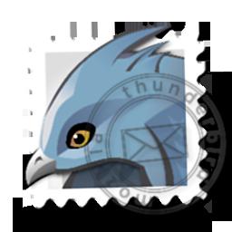 Thunderbird Icon v1.o by kb1