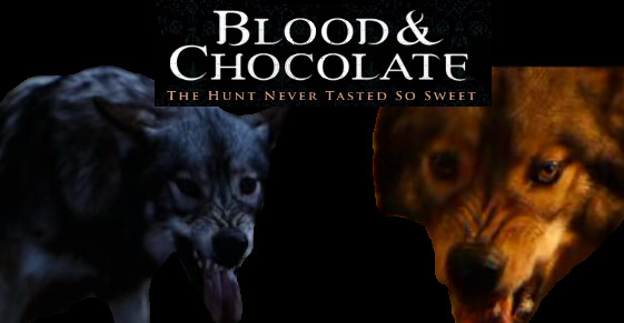 Blood and Chocolate by evilhotpinkbubbles