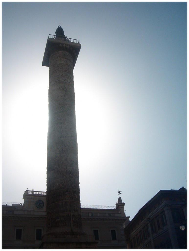 Roma colonna antonina by bejita81 on deviantart for Ovvio arredamento roma