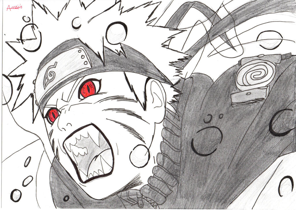Naruto (Kyuubi One Tail) By Chemicalgirl7 On DeviantArt