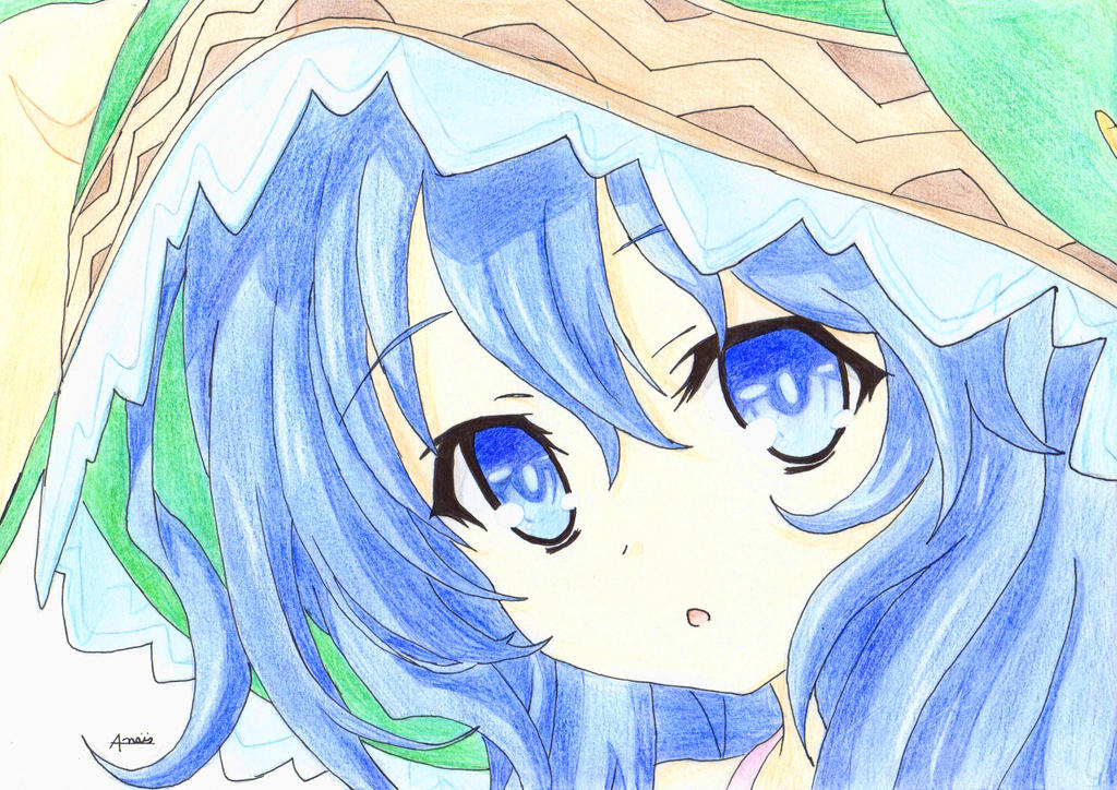 Yoshino - Date A Live by Chemicalgirl7