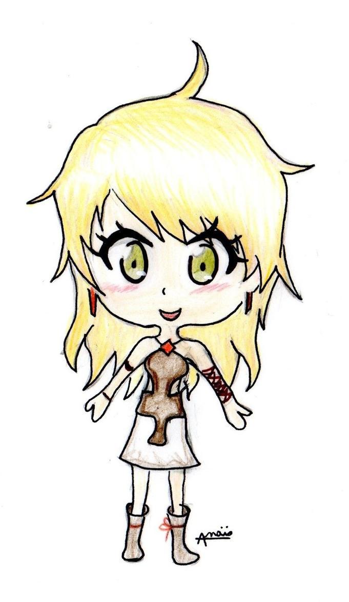 Chibi #1 by Chemicalgirl7