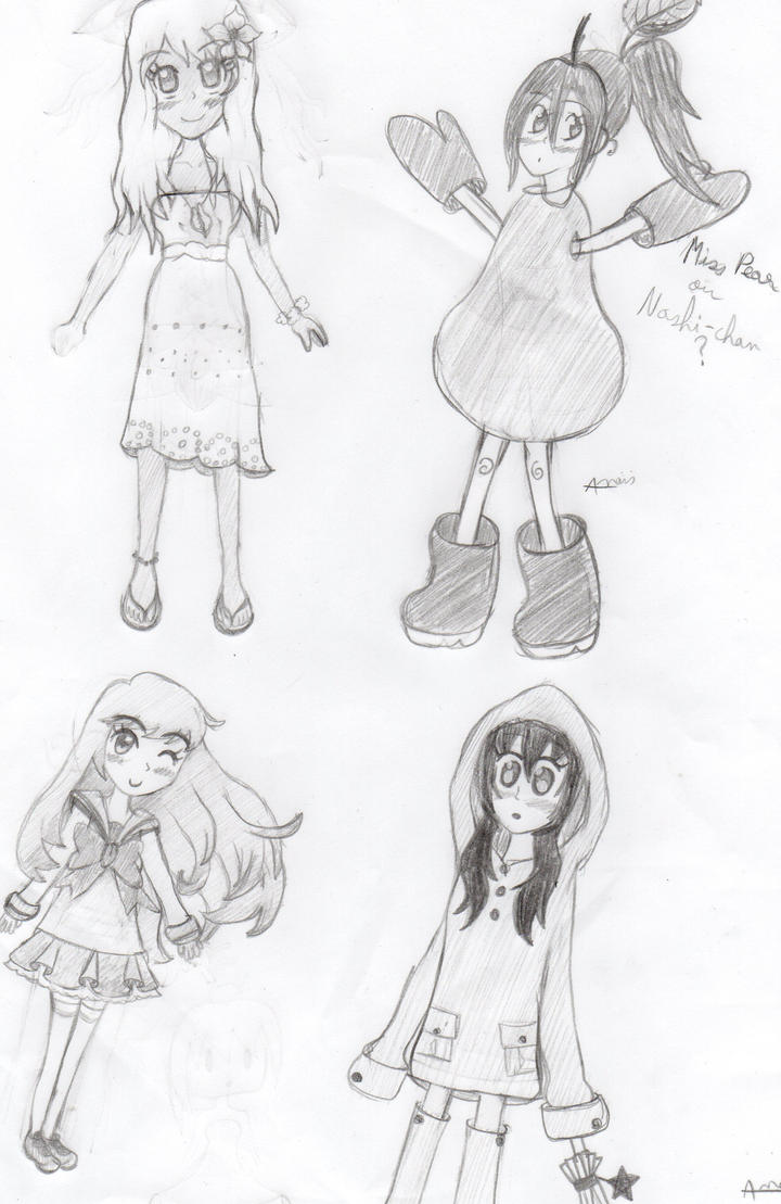 Sketch #2 by Chemicalgirl7