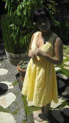 summer dress 2 by Marfackaa