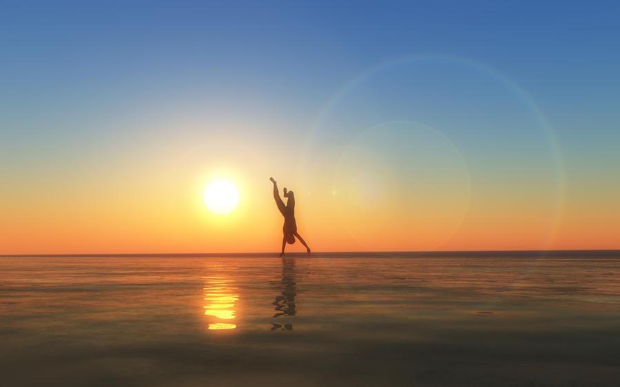 Summer Time by Hythamkalefe