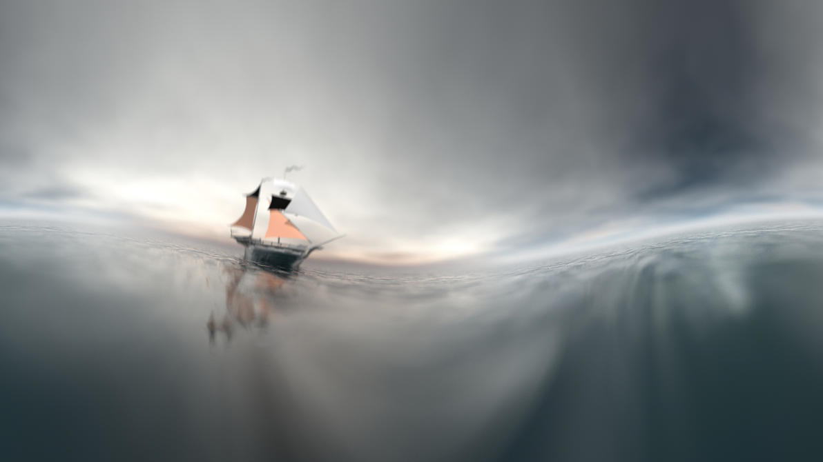 Storm by Hythamkalefe