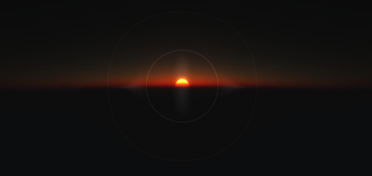 Sunline by Hythamkalefe