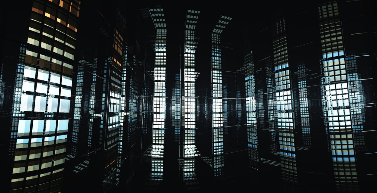 Digi Hall by Hythamkalefe