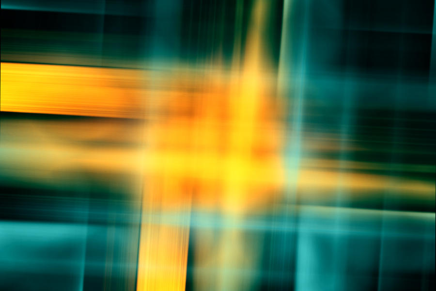 Orange Thread by Hythamkalefe