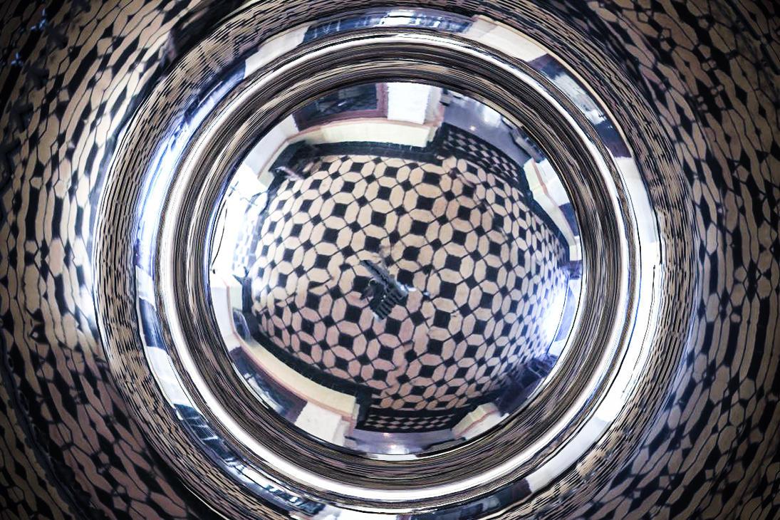 Hall Lens by Hythamkalefe