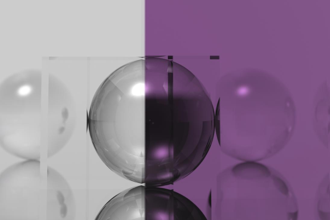 Grey n Purple by Hythamkalefe
