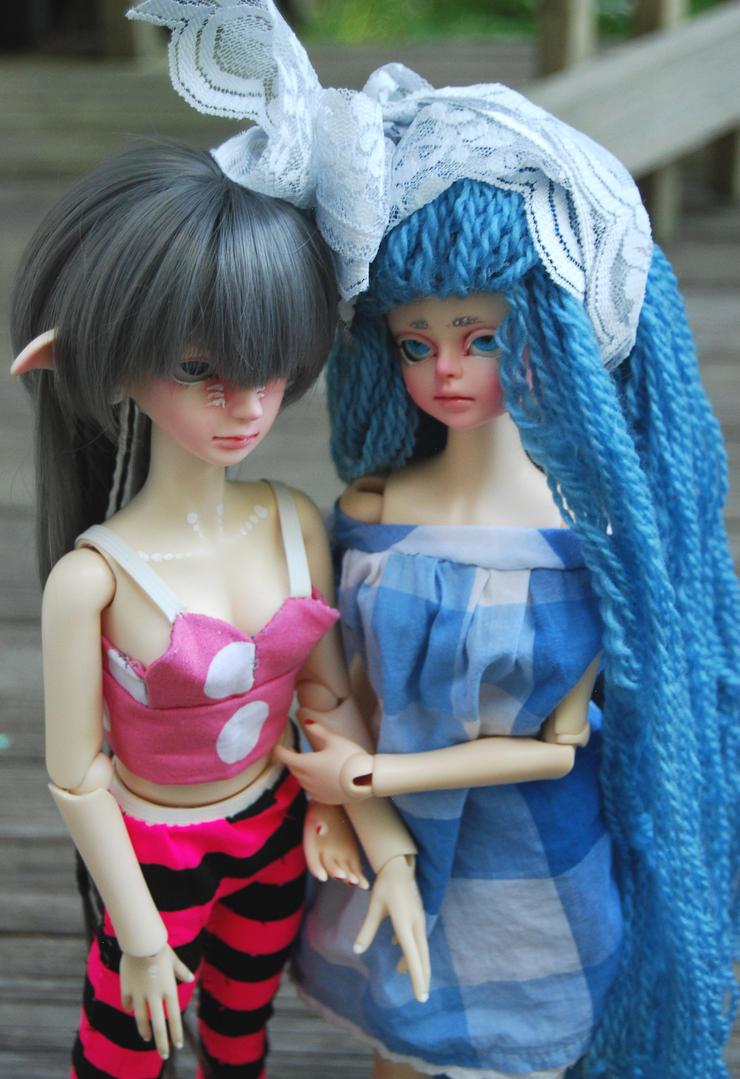 Friends by Luna-sea13