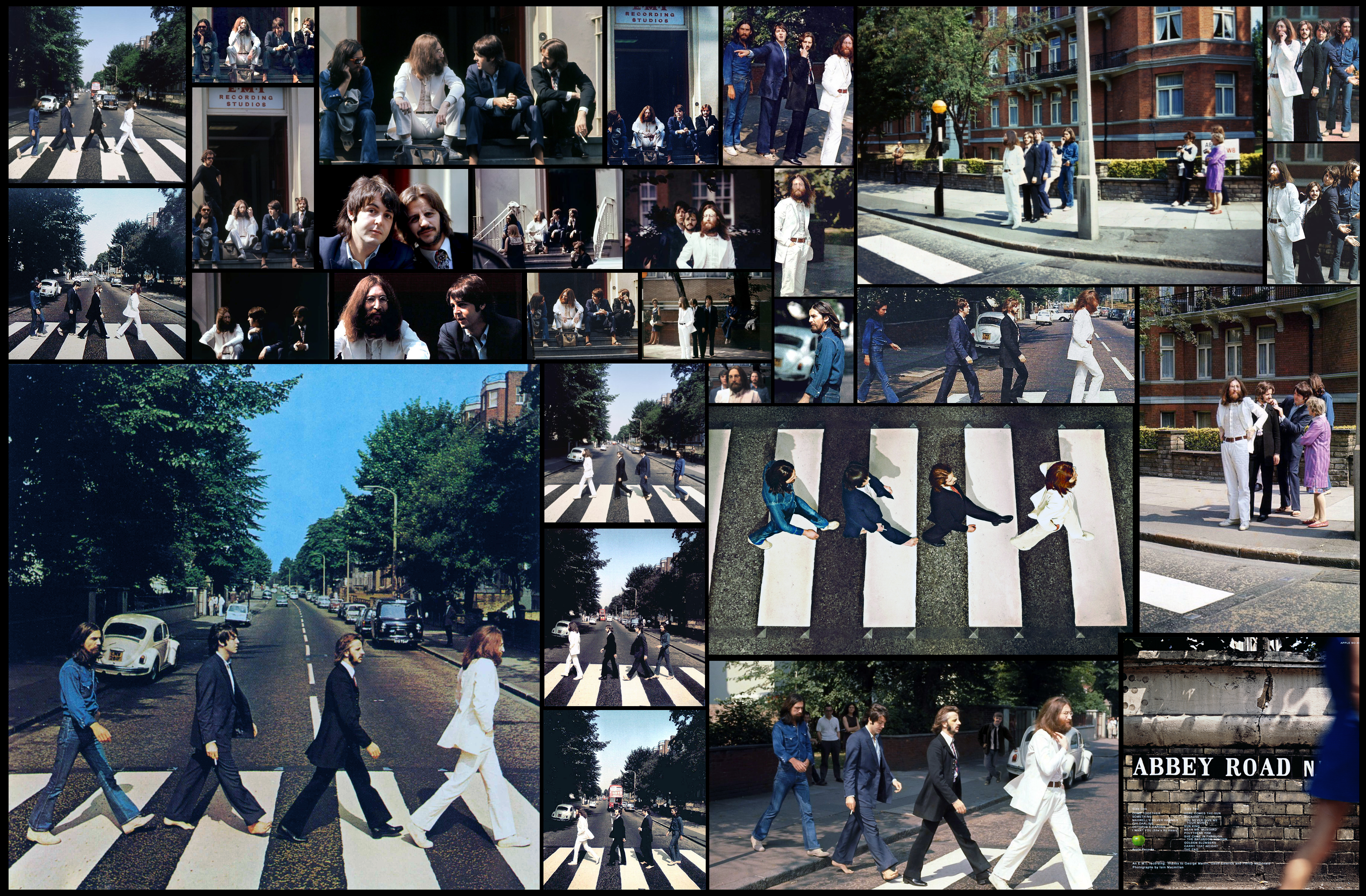 Every Beatles Abbey Road Picture By Drswany22 On Deviantart