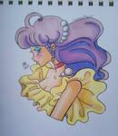 Ohuhu markers test piece - Creamy Mami Fanart by Retr0Neko