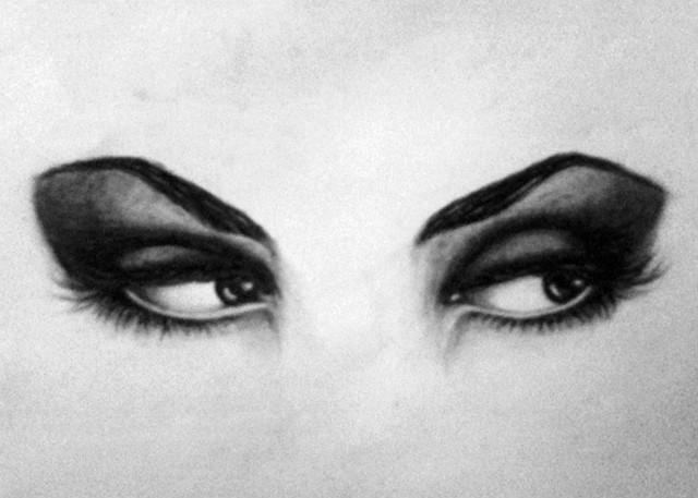 Eyes by WeronikaB