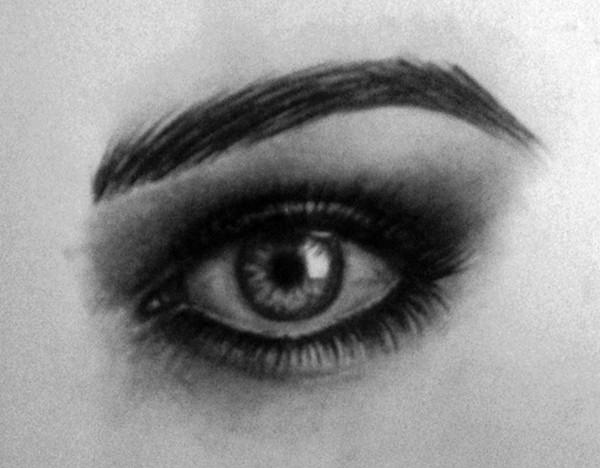 eye by WeronikaB