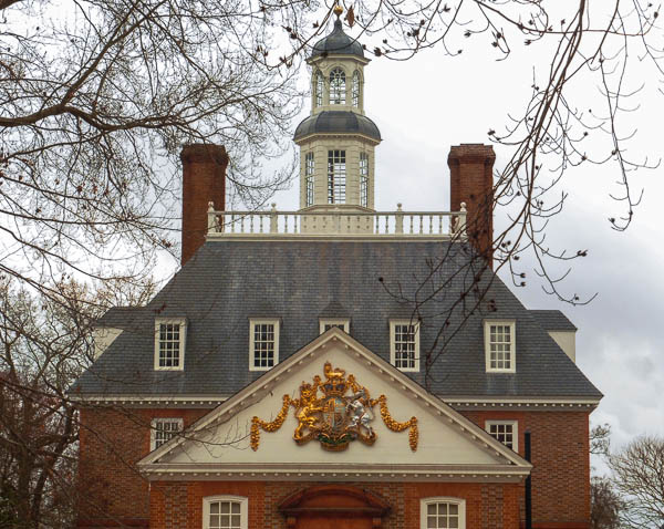 Colonial Williamsburg Christmas 2015: Palace by KittenKagome