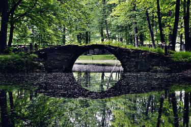 magic bridge by loker90