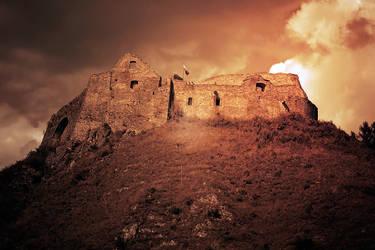 Castle...Czorsztyn by loker90
