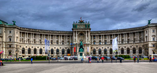 Hofburg by loker90
