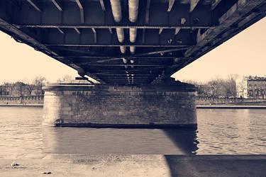 Bridge on Wisla by loker90