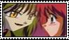 Kisshu x Ichigo Stamp by Eleanor-Devil