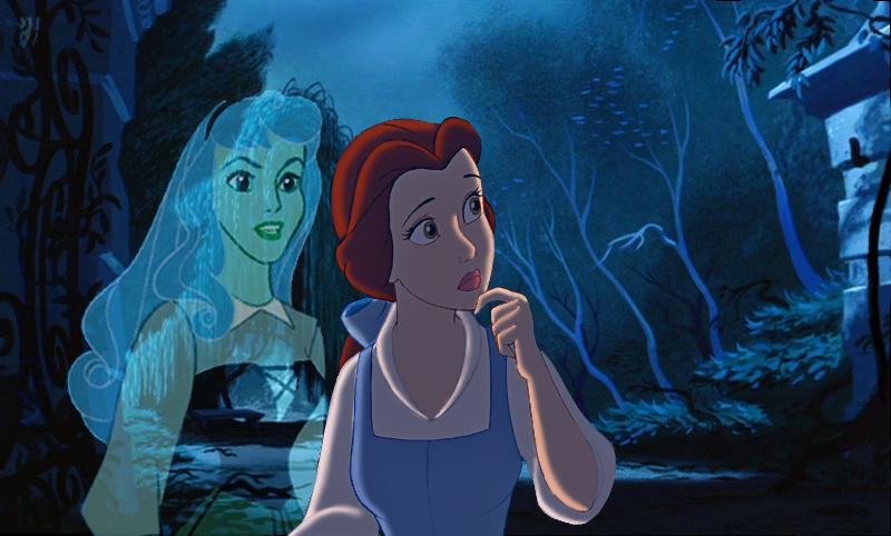 Disney - Belle and Spirit Aurora by Eleanor-Devil