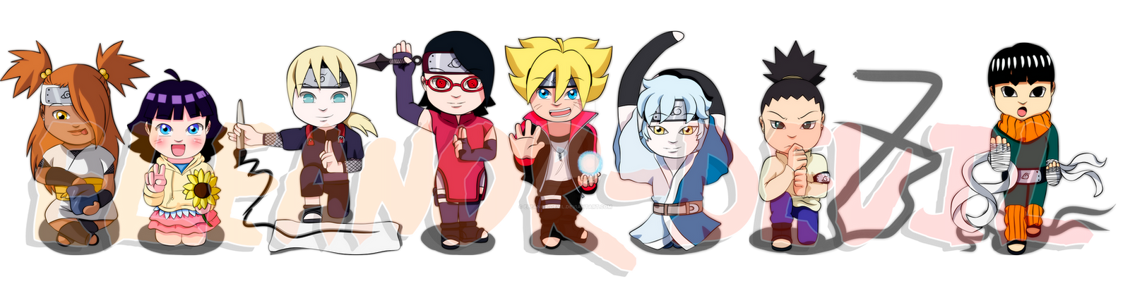 Image Gallery naruto next generation