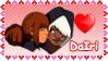 DaIri Stamp by Eleanor-Devil