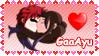 GaaAyu Stamp by Eleanor-Devil