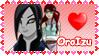 OroIzu Stamp by Eleanor-Devil