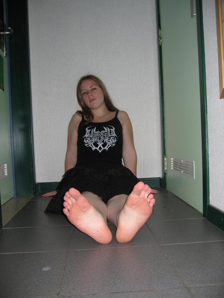 Blote voeten II by paajpers-stock