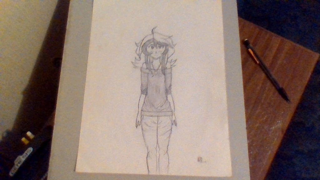 An Original Unnamed Character by Super2Dillan