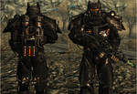 Advanced Power Armor Mk II, Hellfire Variant Mk II