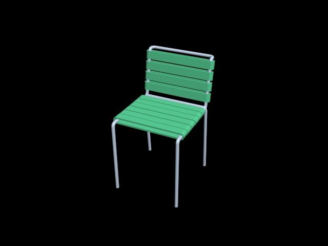 Chair by catapurr