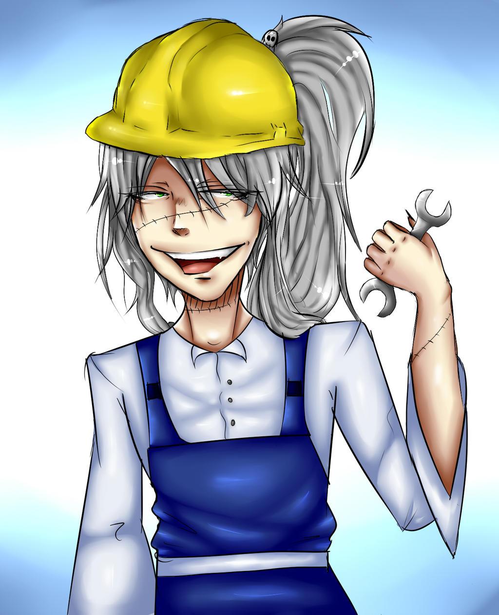 The repairman by drawerxe