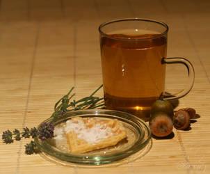 2012 September 27 - autumn tea by Nexu4