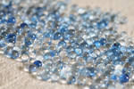glass beads stock image texture